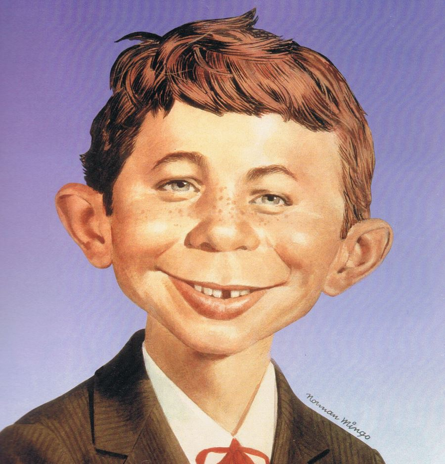 William Flew extracts from Mad Magazine